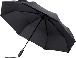 Автоматический зонт Xiaomi Automatic Folding Umbrella black - фото 5129