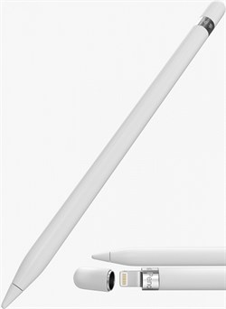 Стилус Apple Pencil (iPad Pro, iPad 6) - фото 5430